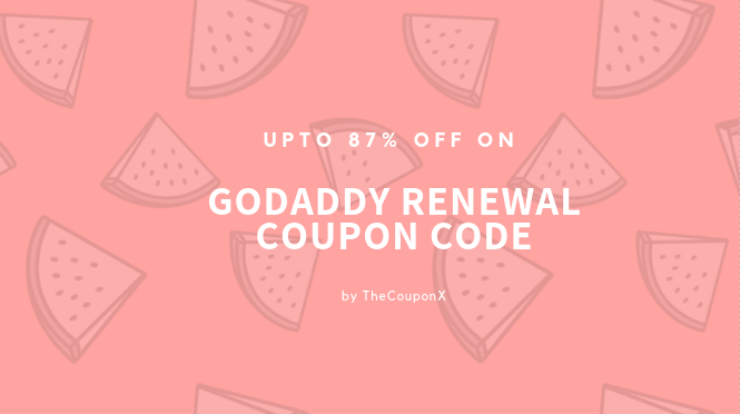 godaddy renewal coupon, godaddy renewal promo code, godaddy promo code renewal, godaddy domain renewal coupon