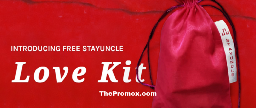 StayUncle Coupon - Grab Free LoveKit at Every StayUncle Booking